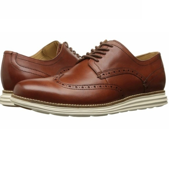 f8b927afe8bd8 Cole Haan Men s Original Grand Shortwing Oxford
